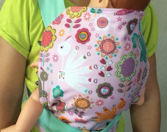 Beau Baby Doll Carrier (and my new blog-crush) - Sew Fearless