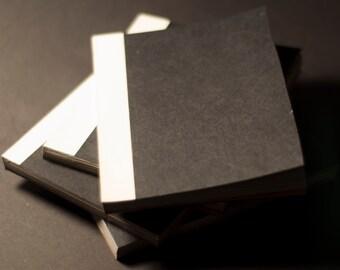 Handbound Sketchbook - toned paper 5.5x4.5