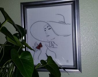 Lady Butterfly ( OA00012)
