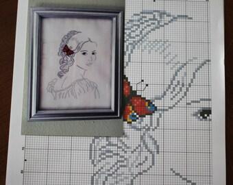 Lady Butterfly (package OA00016c)