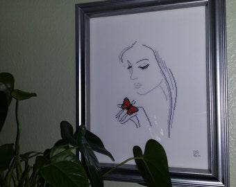 Lady Butterfly (OA00019)