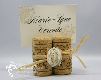 10 Wedding Place Card Holders