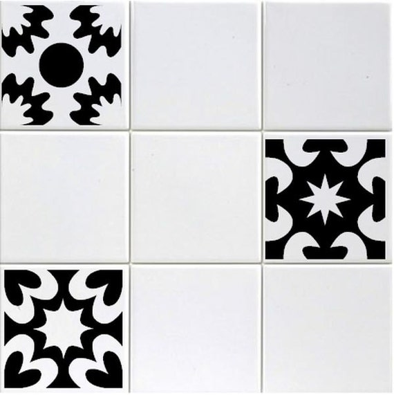 tile backsplash glazed ceramic tile stickers kitchen tile decals