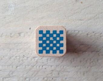 Square Stamp squares (Square Stamp Square), 2 cm wide (wide)