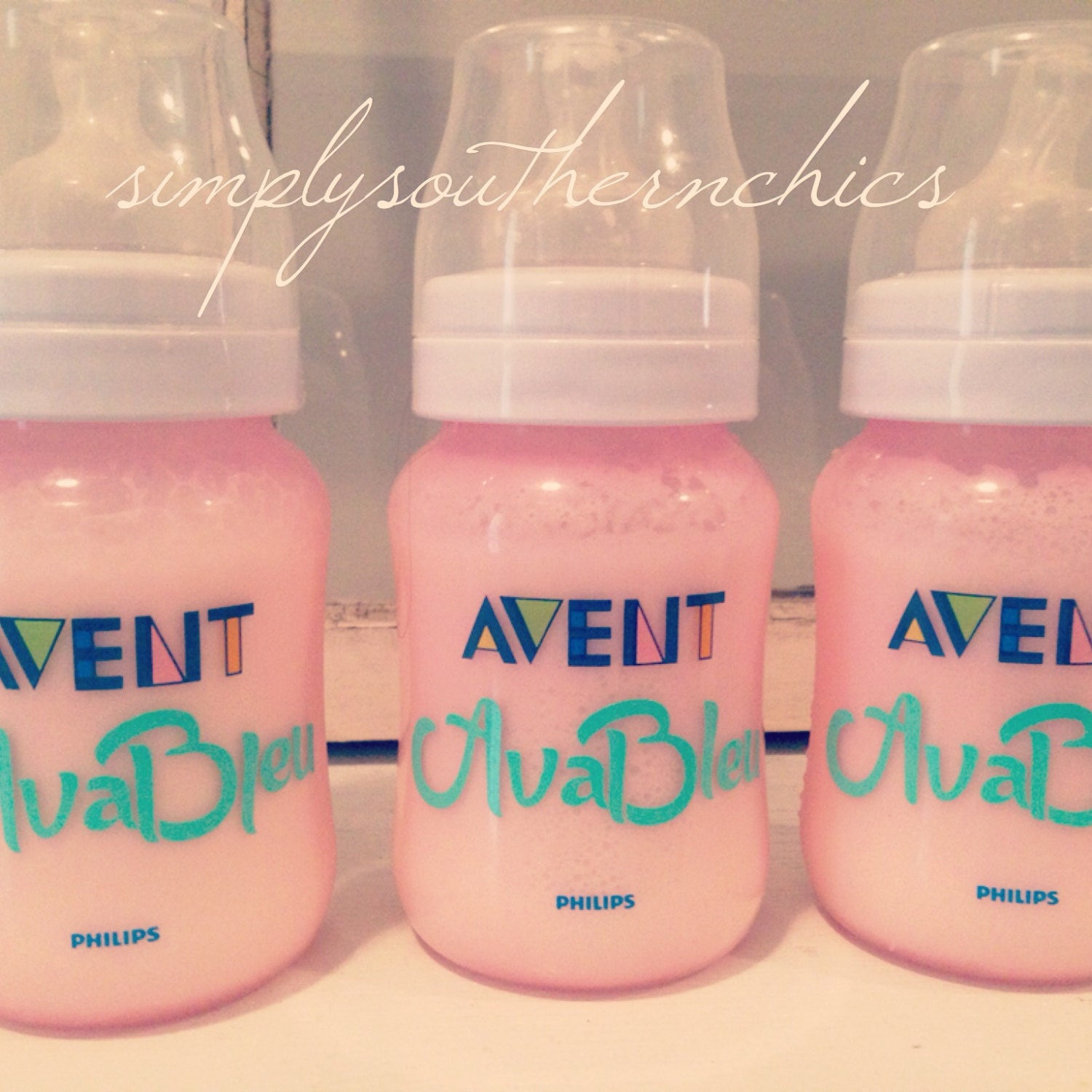 Baby Bottle Labels Daycare Labels School By