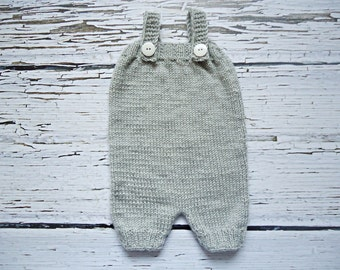 Knit Baby Pants/Shorts/rompers