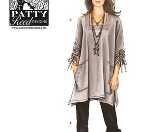 Simplicity Pattern 1543 Misses' Tunic & Knit Pants by Patty Reed