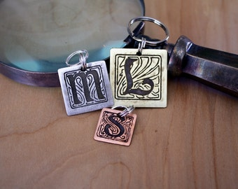 Personalized Dog Tag - Monogram - Pet Tags - Pet ID Tag - Dog Tag - Dog ID Tag - Custom Dog Tag - Cat Tag - custom pet tag - Initial