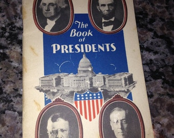 Make Offer-The Book of Presidents Paperback