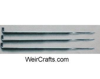 5 Spiral Felting Needles - 38 gauge