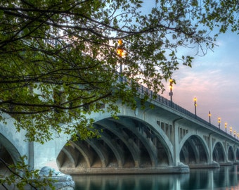 MacArthur Bridge, Belle Isle, Detroit, MI