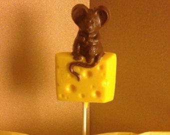 Mouse On Cheese 1 Dozen (12)