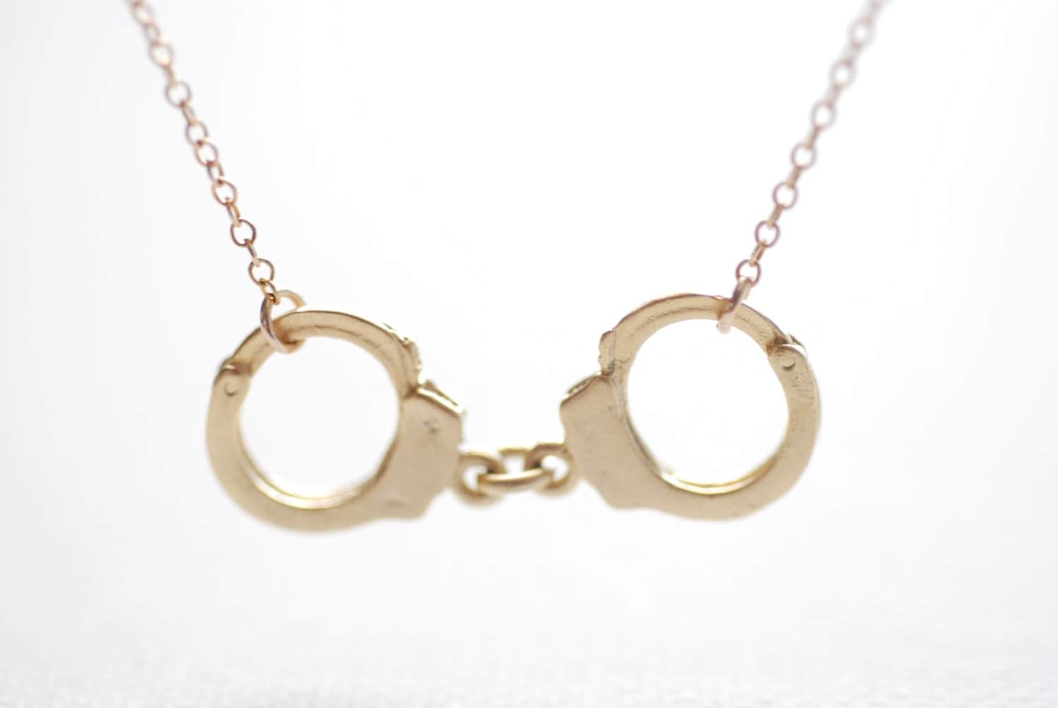 gold handcuff bracelet gold handcuff necklace 24k gold vermeil handcuffs sideways 6221