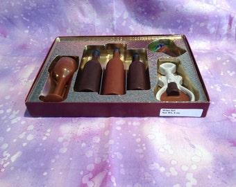Chocolate Wine Set