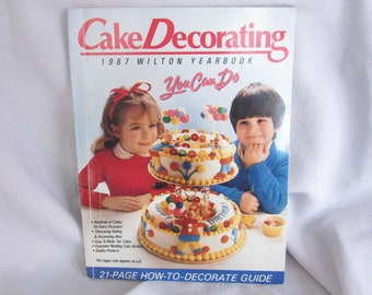 The 2003 Wilton Yearbook Pattern Book Cake Decorating Dramatic Desserts Ideas