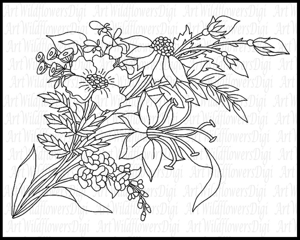 il_fullxfull.650811311_d2j3 including wildflower coloring pages coloring free download printable on wildflower coloring pages likewise wildflower coloring pages coloring free download printable on wildflower coloring pages together with wild flowers coloring pages google search piante pinterest on wildflower coloring pages likewise wildflower coloring pages coloring free download printable on wildflower coloring pages