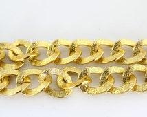 38 Inches Charm Chain,Aluminium Curb Chain ,Long Chain, Curb Chain,Metal Findings,Gold Chain Jewelry---19*23mm---BN002