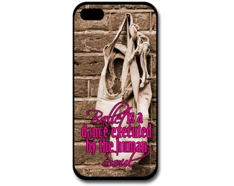 Ballet Phone Case, Dance Phone Case, iPhone Case, Samsung Galaxy Case, Custom Phone Case