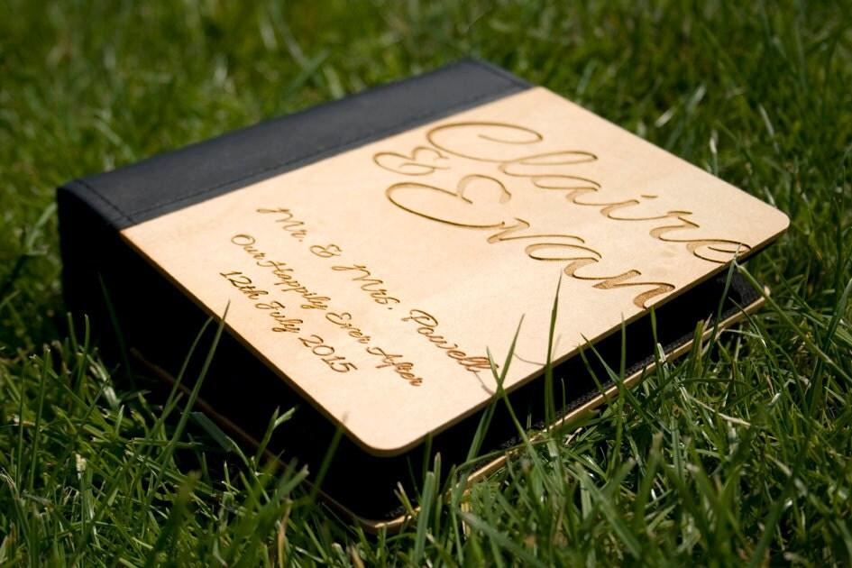 Keepsake Wedding Gifts: Personalised Photo Album Wedding Gift Keepsake Wedding