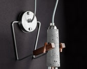 Wall Sonja - lightweight wall concrete lamp