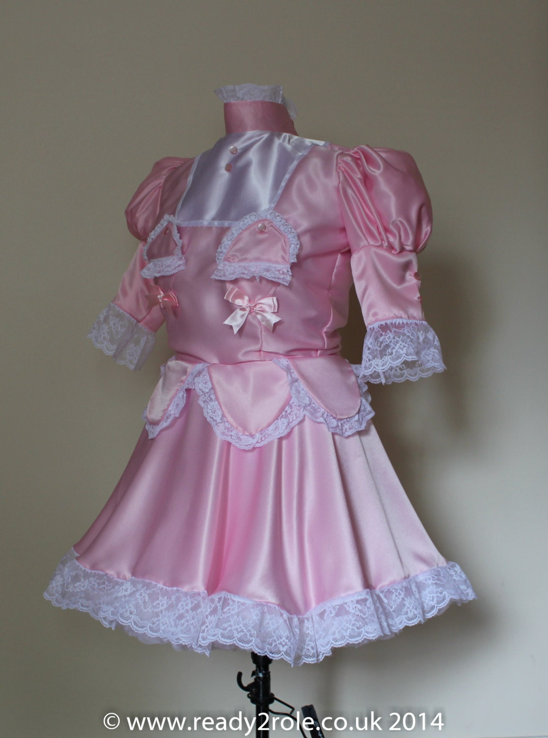 Sissy Dress The Petal Lockable Sissy Dress with by ready2role