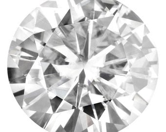 Loose FOREVER BRILLIANT Round Moissanite by Charles & Colvard