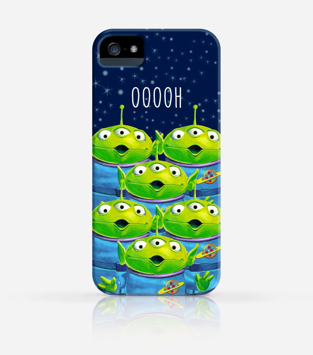 Toy Story Three Eyed Alien Disney iPhone 6 Plus Case iPhone 6
