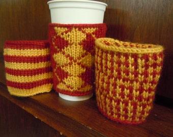 Hogwarts Coffee Cozy Bundle