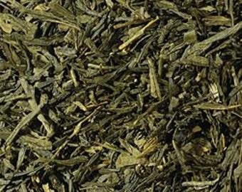 Organic China Sencha - Loose Leaf Tea