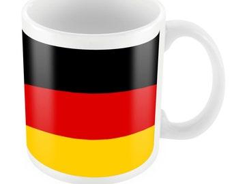 Germany Road To World Cup Ceramic Mug Gift Birthday Present Novelty Brasil 2014
