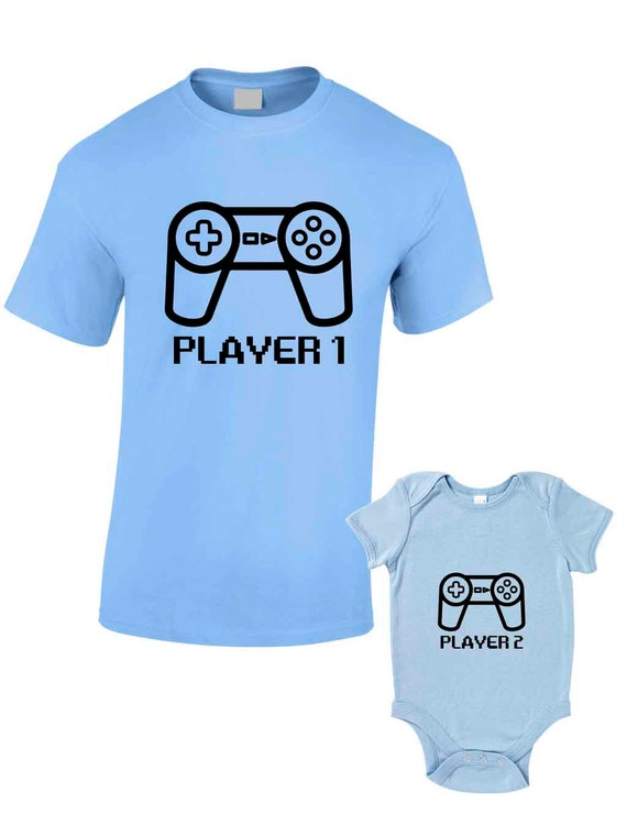 Shirts Matching for Dad and Babies