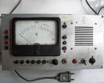 misuratore di corrente per cabina delle telecomunicazioni con 6 canali, AUSO Siemens telecomunicazione, per cabina delle telecom.