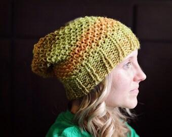 Knit Women's Slouchy Beanie hat