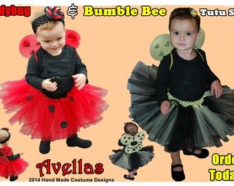 Halloween Costume Bumble Bee Halloween Costume