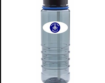 Prince Hall water bottle