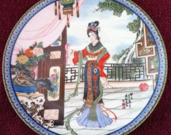 Hsi-feng by Master Artisan Zhao Huimin - Beauties of the Red Mansion Collection