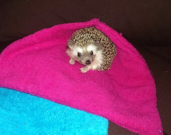 Pocket Towel for Hedgehogs & small animals