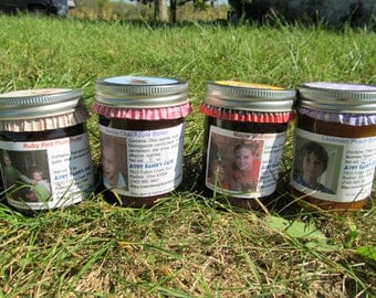 4 Jars of Aunt Samn's Jams - Your Choice! - Save on Shipping