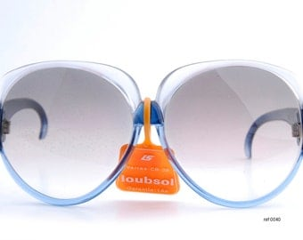 70's sunglasses vintage LOUBSOL dead stock