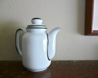 Vintage Winterling Bavaria Porcelain Teapot