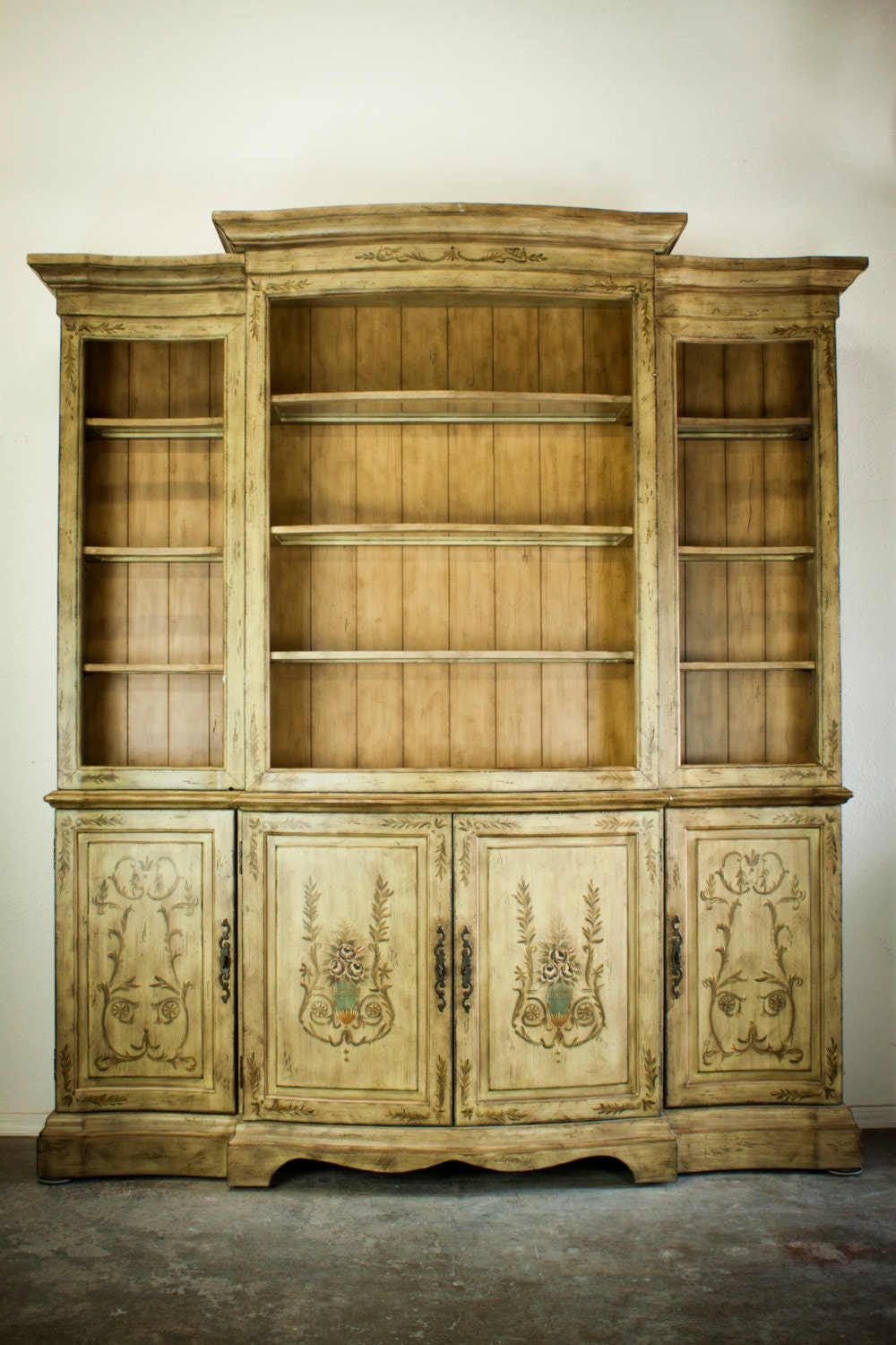 custom designed dining living room cabinet buffet haute