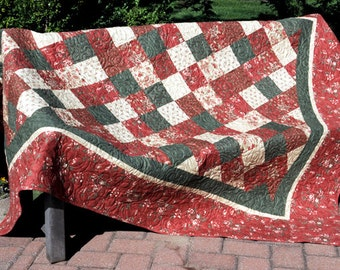 Home Sweet Home Bed Quilt
