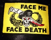 Military Special Forces patch 4x2.5 sew on