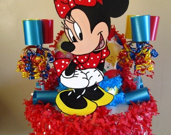 Minnie Mouse Red Dress Pinata