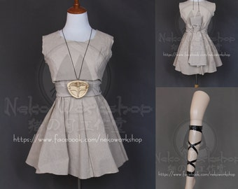 Magi The Labyrinth Of Magic - Morgiana Cosplay Costume