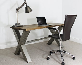 5ft Industrial Style Office Desk / Table