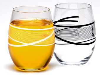 Fred & Ginger glasses duo