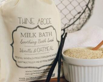 Milk Bath Soak