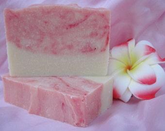 Plumeria Shea Butter Soap