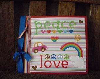 Peace and love mini album